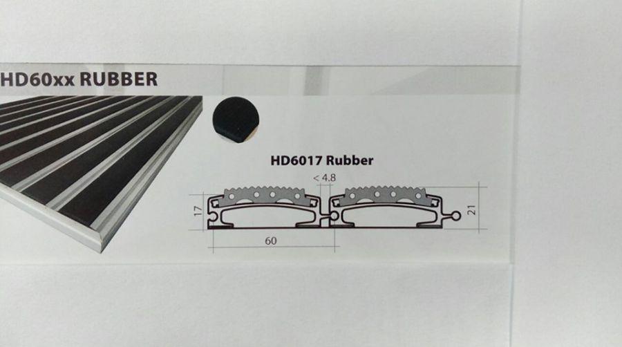HD60 Rubber - EPDM каучук RBU