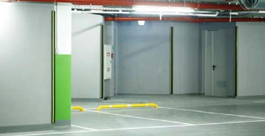 Протектори за ъгли на гаражи